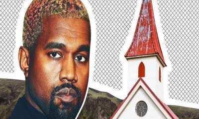 Kanye West ,son Projet , Fonder , église Pourrait ,bientôt, Le Jour