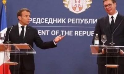 Kosovo, Macron, Annonce , Réunion , Prochaines Semaines