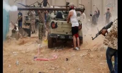 Les Puissances Mondiales ,appellent ,cessez Le Feu,libye
