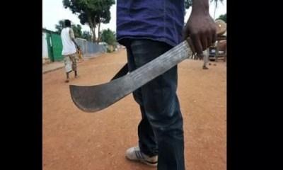 Zimbabwe,pour Sauver ,mariage, Un Jeune Homme ,tue Son Père
