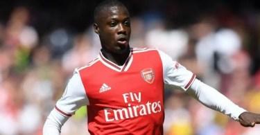 Arsenal, Nicolas Pépé ,humilie ,coéquipiers,entraînement ,vidéo