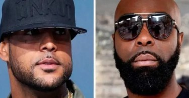 Booba ,change De Ton, Il Envoie , Surprenant, Message, Kaaris