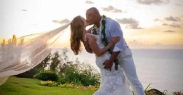 Dwayne Johnson, Aka , The Rock ,convole En Justes Noces, Découvrez Son épouse