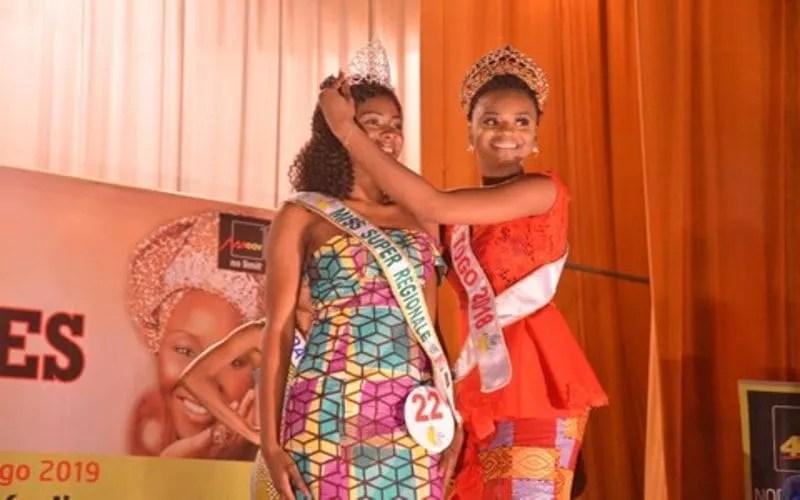 Miss Togo 2019/ Mlle Aïda Yombo a la couronne