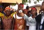 Ghana ,les Femmes Déclarent , Grève Du Sexe