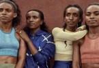 Girl Power,découvrez , Photos ,sœurs éthiopiennes ,les Plus Rapides , Monde