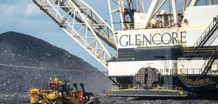 Le Géant Glencore, , Production ,cobalt , Rdc