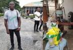 Nigeria, Il Construit , Générateur ,fonctionne à L'eau ,vidéo