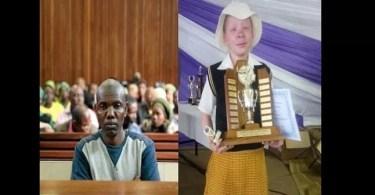 Un Enseignant, Révèle, Il A Tué Et Découpé ,morceaux, Deux Albinos, Rituel