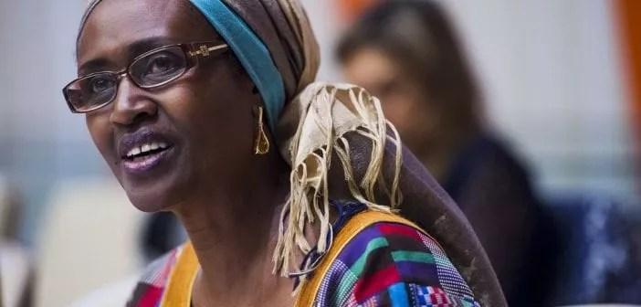 Une Ougandaise, Nommée ,directrice Exécutive ,onusida