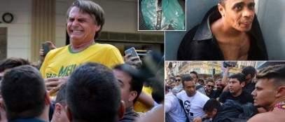 Brésil, Le Couteau Utilisé , Poignarder , Président Jair Bolsonaro,sera Une Exposé ,musée