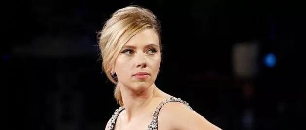 Scarlett Johansson Avenger