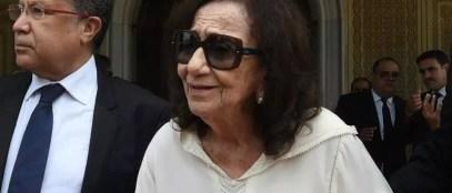 Tunisie , Décès De L'épouse ,ex Président ,béji Caïd Essebsi