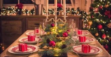 Qui dressera la plus belle tableNoël - Qui dressera la plus belle table de Noël?