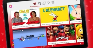 Youtube Kids comment diffuser publicité