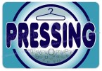 pressing z