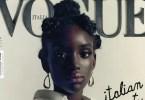 Mode À 18 ans la sénégalaise Maty Fall fait la couverture Vogue Italia
