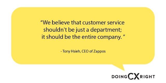 Company Culture & DoingCXRight