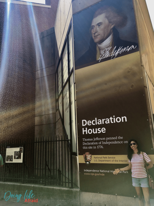 Cousin Declaration House