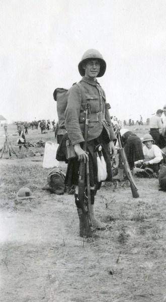 Private Colin Stanley Matheson