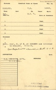 Source: Service Files of the First World War, 1914-1918 – CEF, Library & Archives Canada
