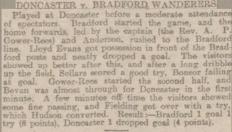 Yorkshire Post and Leeds Intelligencer, 10 Oct 1910. Source: British Newspaper Archive
