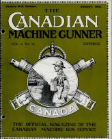 The Canadian Machine Gunner, Vol. 1 No. 13, August 1918. Source: Library and Archives Canada