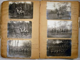 Brig. General W.O.H. Dodds Scrapbook, image 67. Source: Victoria to Vimy Exhibit UVic Library Special Collections