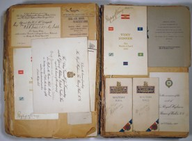 Brig. General W.O.H. Dodds Scrapbook, image 85. Source: Victoria to Vimy Exhibit UVic Library Special Collections