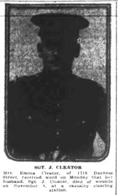 British Colonist 23 Nov 1917