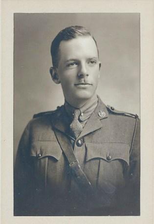 Lt. George Geoffrey May