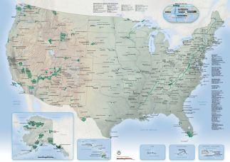 nps park map