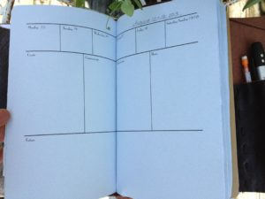 Insert custom planner pages.