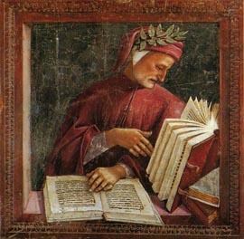 Dante by Luca Signorelli (1450–1523)