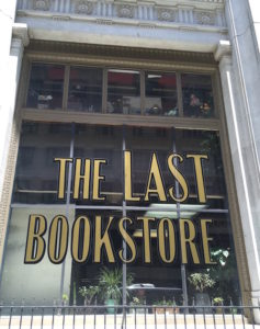 The Last Bookstore: You should go there.