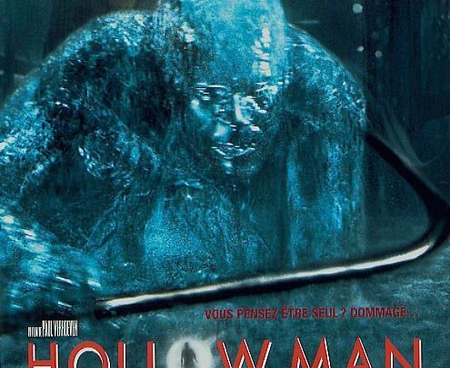 HOLLOW MAN, L'HOMME SANS OMBRE (Action / Thriller / Epouvante-horreur – Bien)