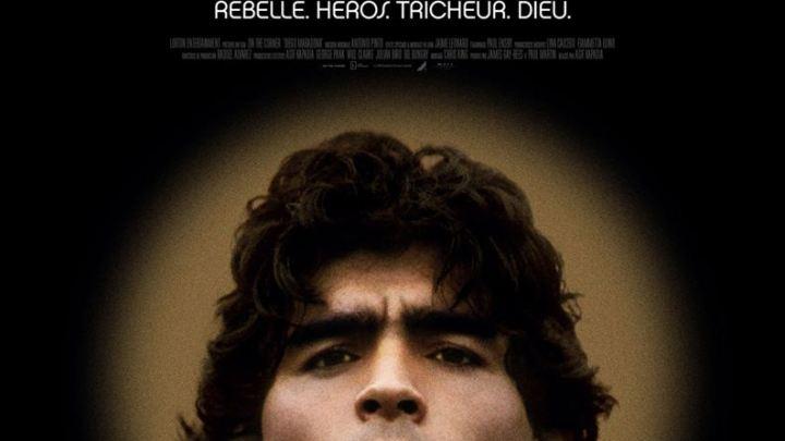 DIEGO MARADONA (Documentaire / Sport – Très bien)
