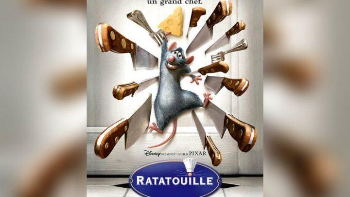 RATATOUILLE (Animation / Comédie / Famille – Excellent)