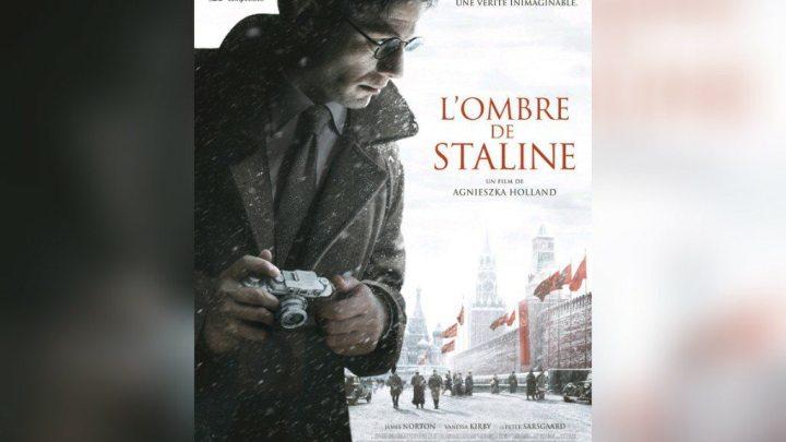 L'OMBRE DE STALINE (Biopic / Drame – Pas terrible)