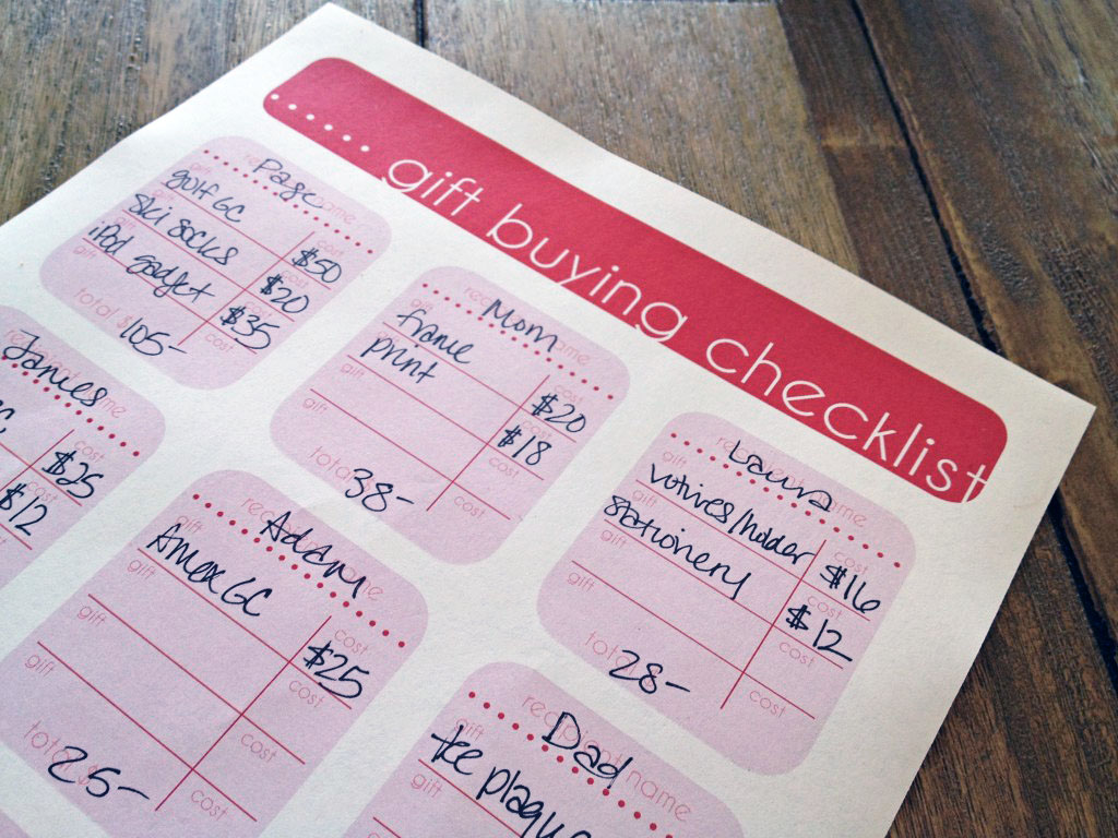 Printables To Organize Everything In Your Life