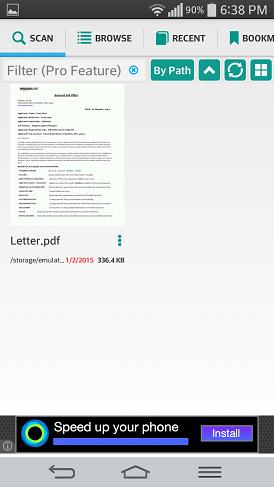 कैसे-ओपन-पीडीएफ फाइलें-ऑन-एंड्रॉइड-फोटो -5