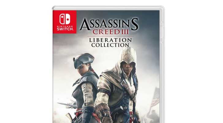 Assassin's Creed 3 Liberation Collection per Switch?