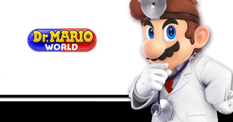 Dr. Mario World per Smartphone iOS e Android