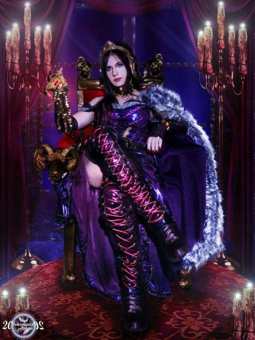 liliana vess cosplay