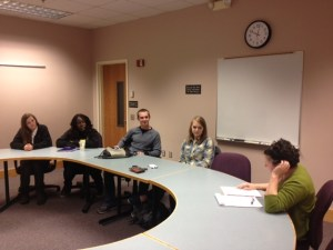 IT Student Focus Group