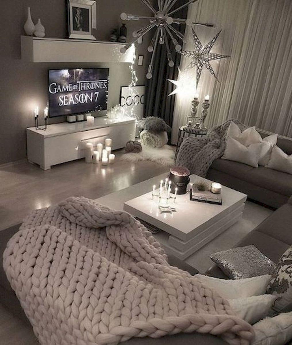30 Beautiful DIY Bedroom Fairy Lights (2)
