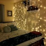 30 Beautiful DIY Bedroom Fairy Lights (22)
