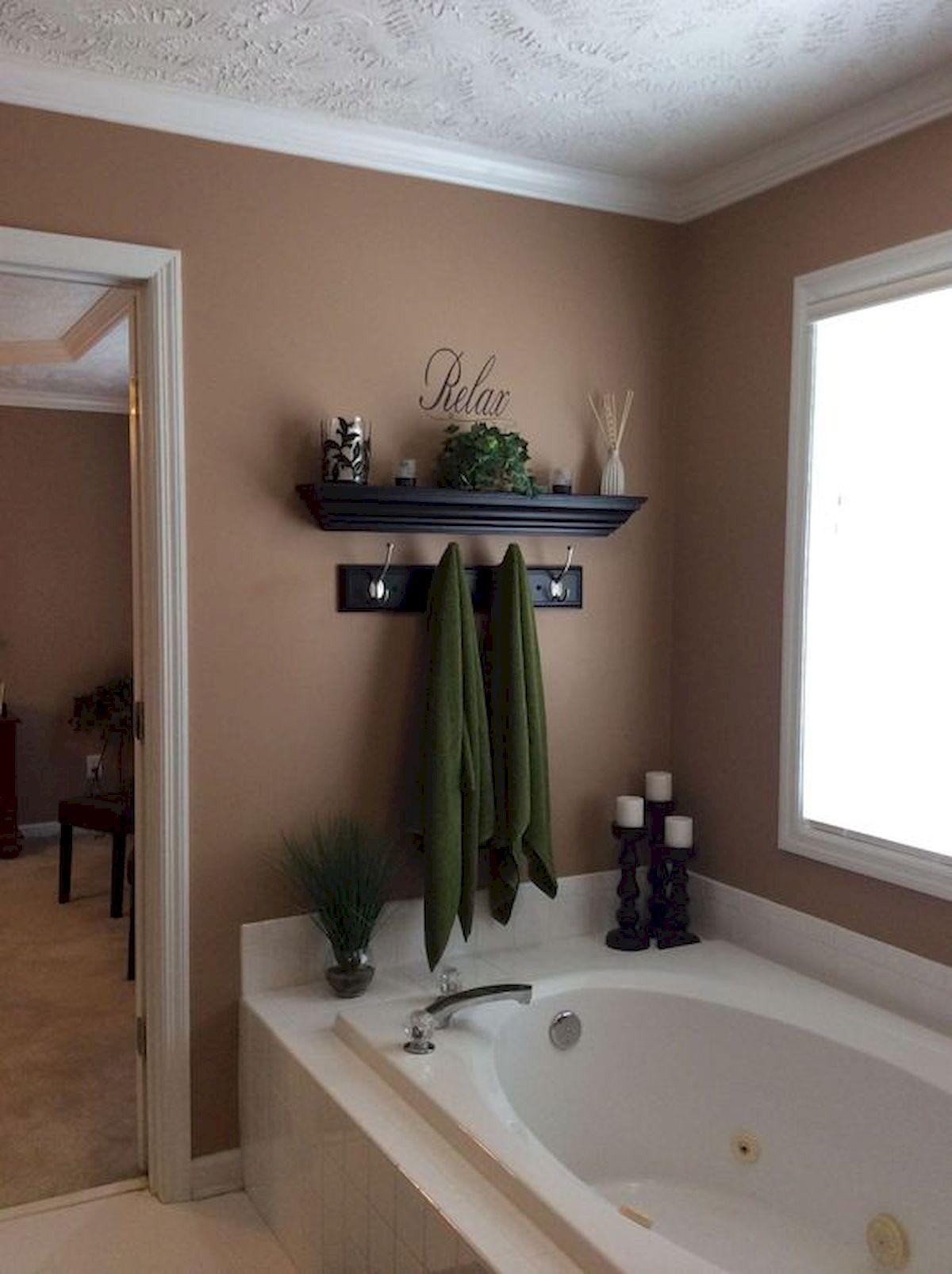 40+ DIY Bathroom Decor And Design Ideas (41)