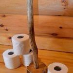 45 DIY Toilet Paper Holder and Storage Ideas (27)
