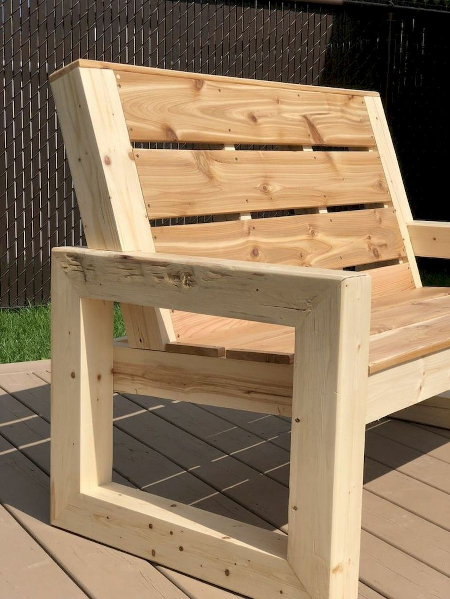 60 Easy DIY Wood Furniture Projects Ideas (55)